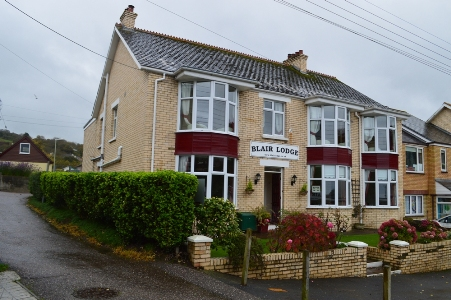 Sale of Blair Lodge Guest House in Combe Martin