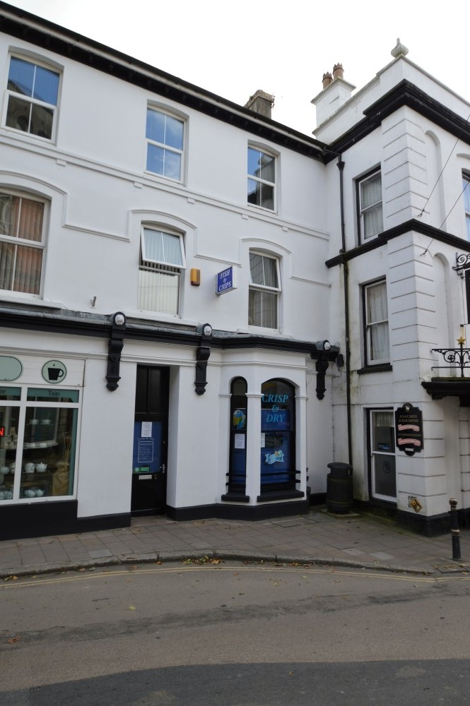 Fish and Chips Shop for Sale in Devon
