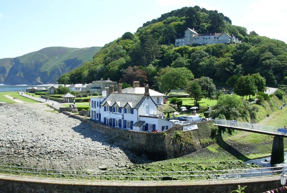 Lynmouth Hotel for Sale