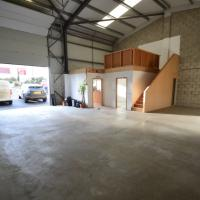 Workshop premises to rent Bideford