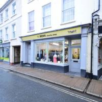 Shop premises Barnstaple