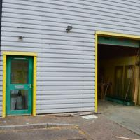 Workshop in Barnstaple to rent