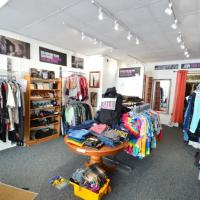 High Street shop to rent Bideford