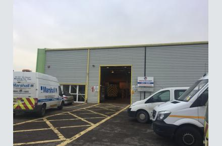 Barnstaple Industrial Unit for Let