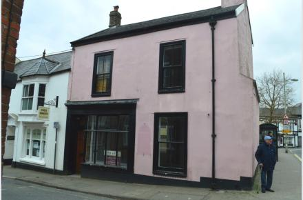 Shop to Rent in South Molton