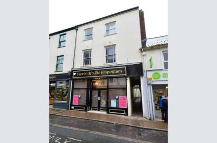 Retail Investment for Sale with Apartments