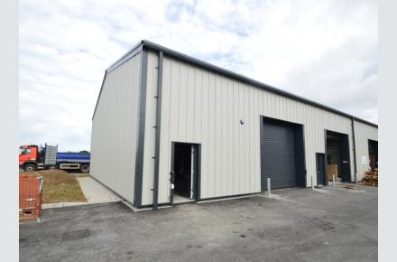 New Industrial Unit Barnstaple