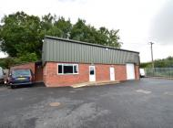 Workshop to let South Molton
